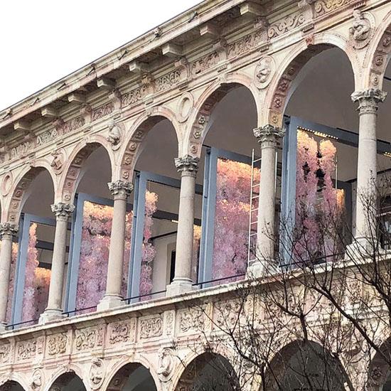 Interni fuori salone architetto corrado serafini for Interni salone