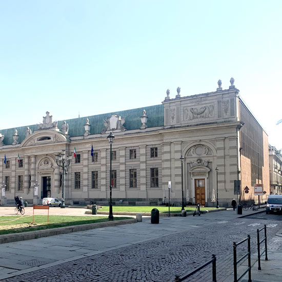 National University Library of Turin